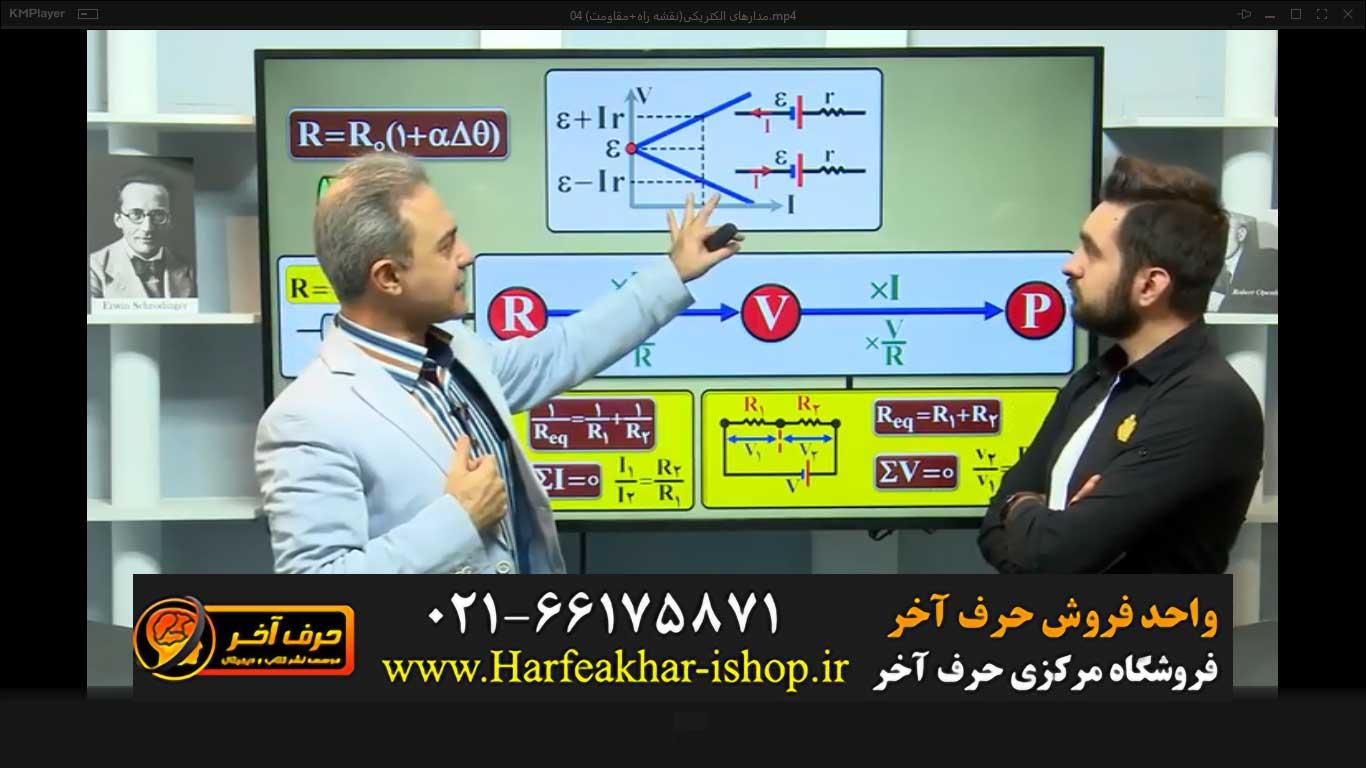 فیزیک موسسه حرف آخر