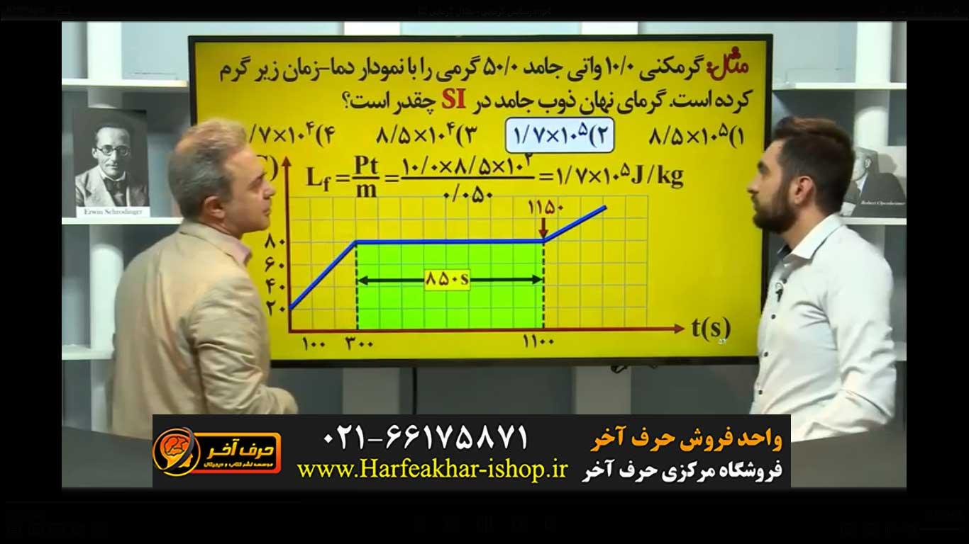 فیزیک استاد کامیار