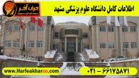دانشگاه علوم پزشکی مشهد